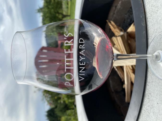 Potters Vineyard